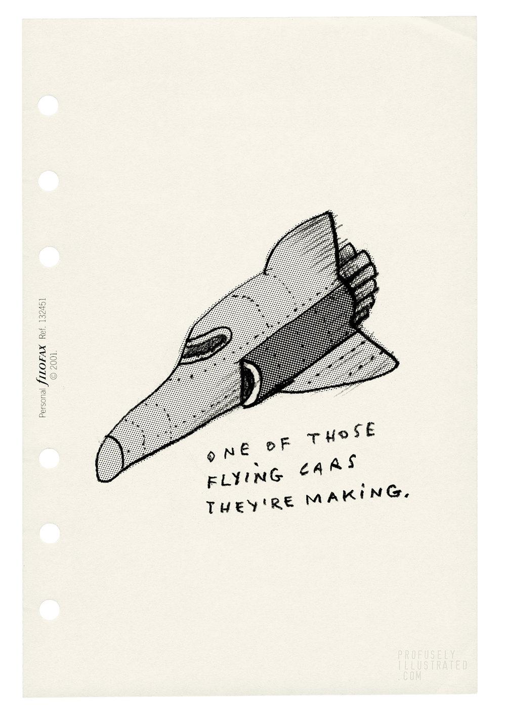 note to self #131 david mackintosh