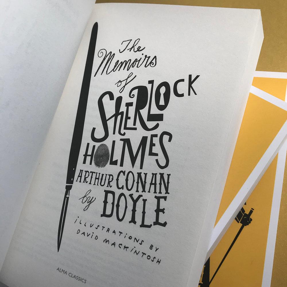 memoirs sherlock holmes