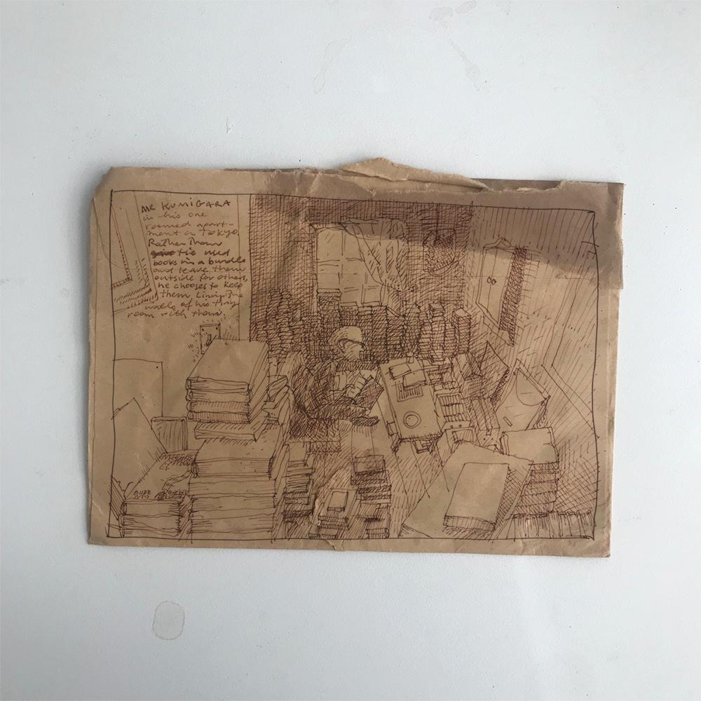 backs of envelopes