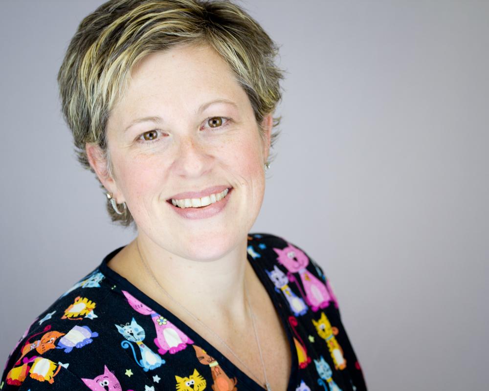April MacKay, Registered Veterinary Technician