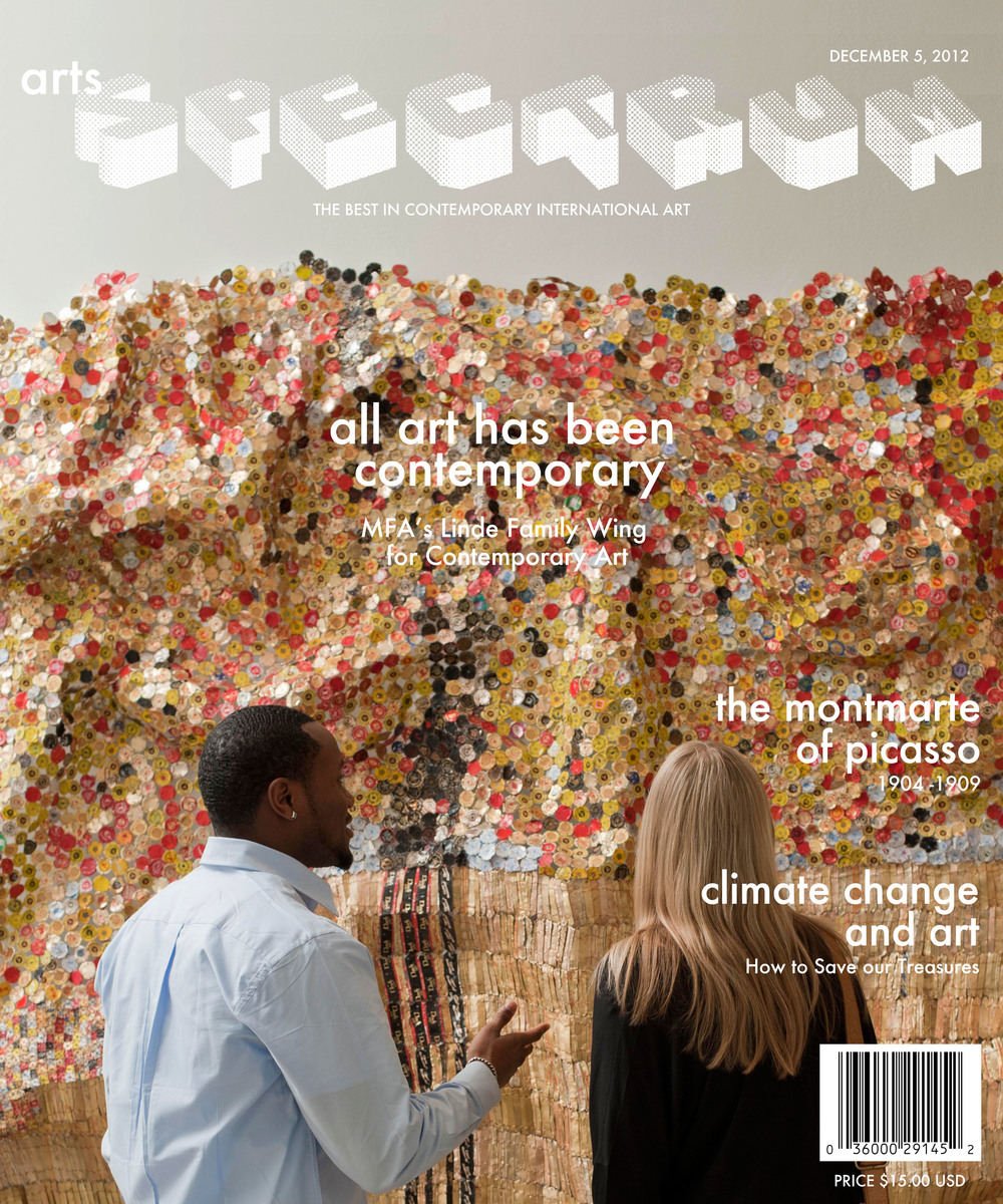 Arts Spectrum Cover