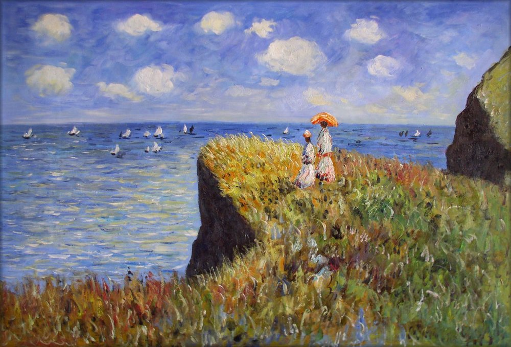 Monet - Cliff walk.jpg