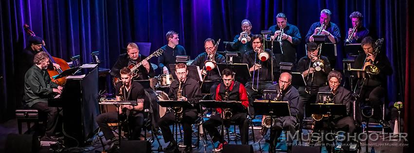 Asheville Jazz Orchestra
