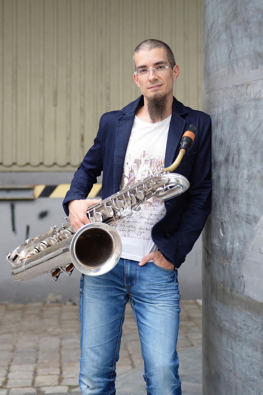 Noah Bedrin, dedicatee of  Doppelgesang