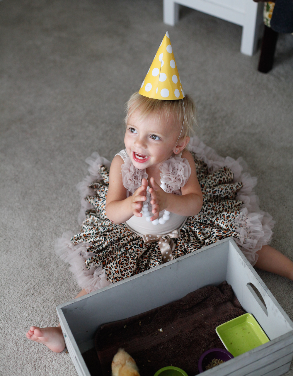 Autumns 2nd birthday!