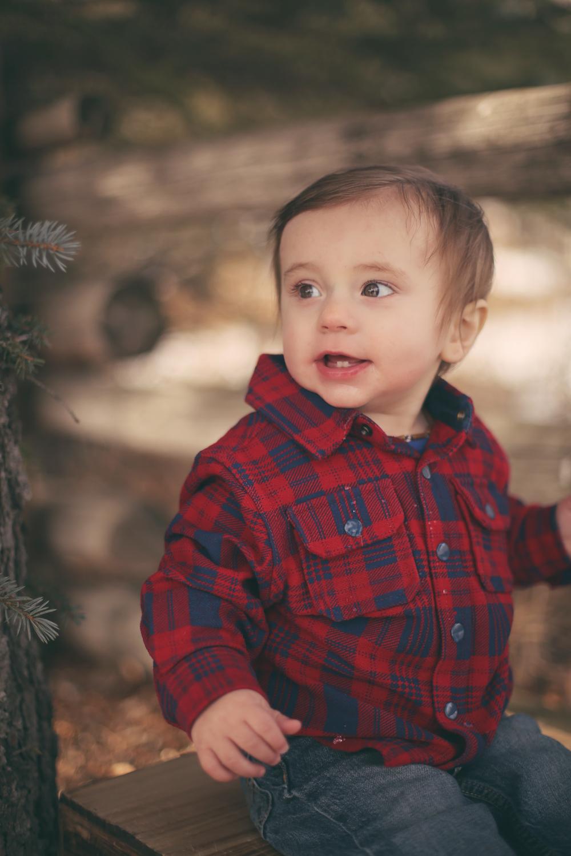 our one year old boy! Ryder Dawson!