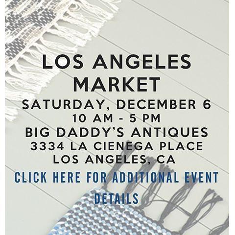Remodelista LA Market