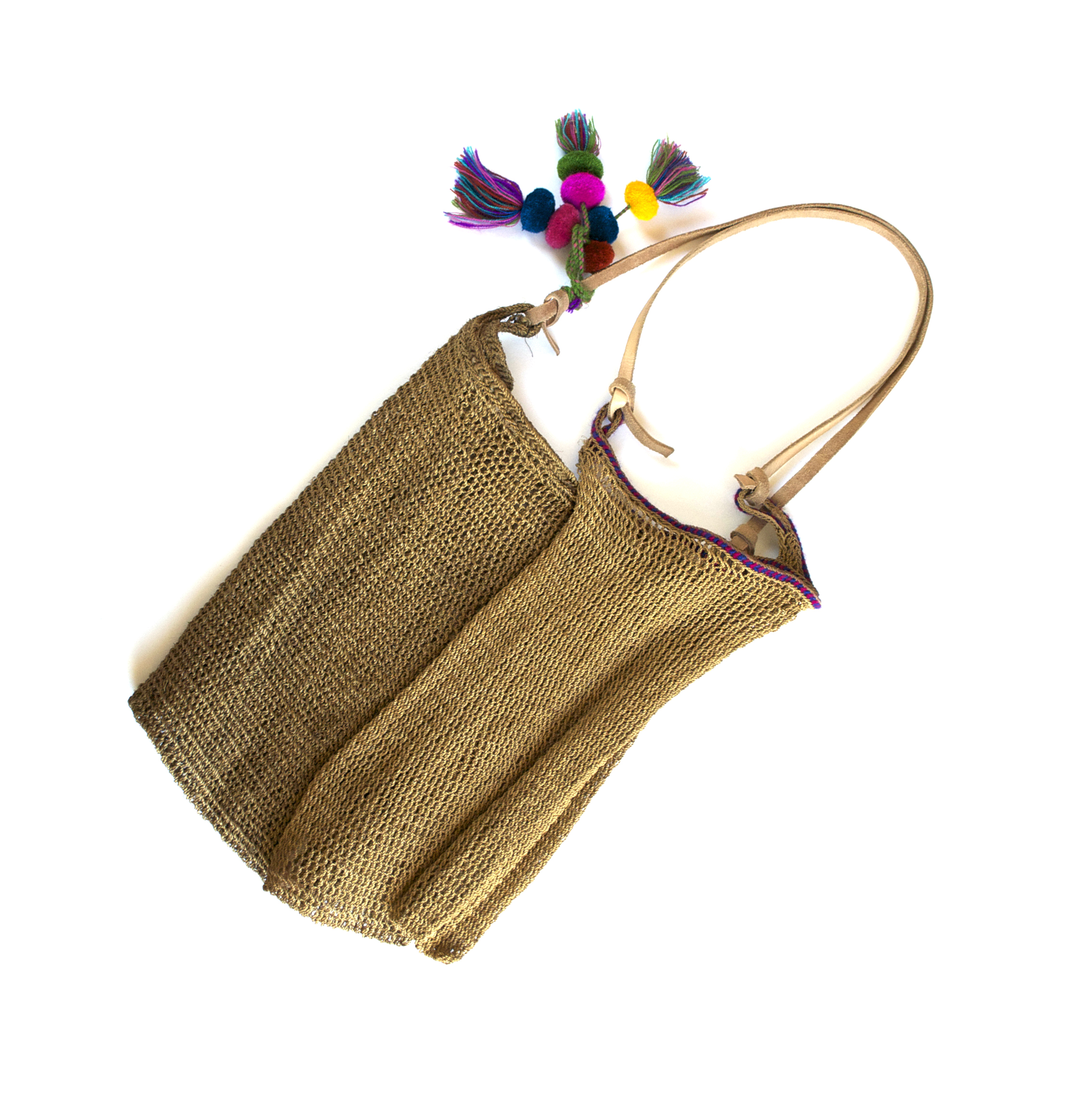 pennyroyal design netting bag