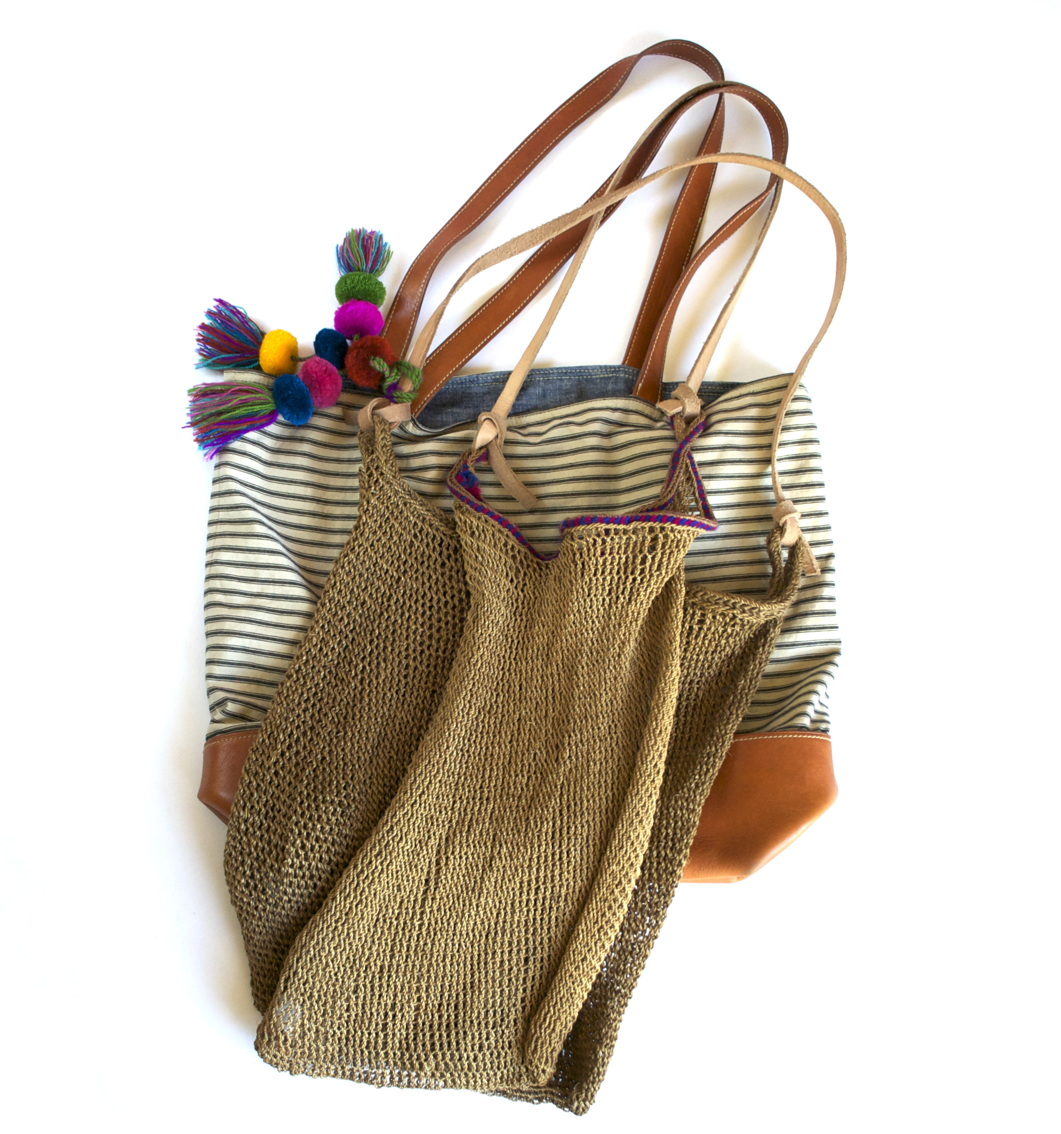pennyroyal design shopping bags