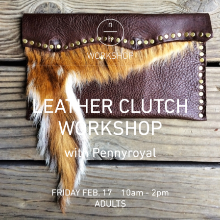 Our first clutch class of the year at the beautiful workshop space of  Neve and Hawk  in downtown San Anselmo.  Sign up  here .