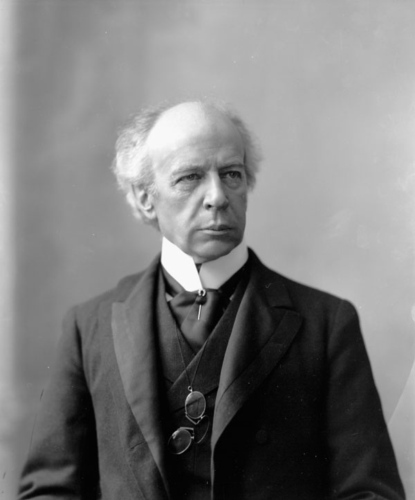 Wilfrid Laurier (1906) via  Library and Archives Canada .