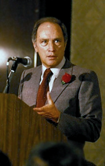 Pierre Elliott Trudeau (1980) via  Wikipedia .