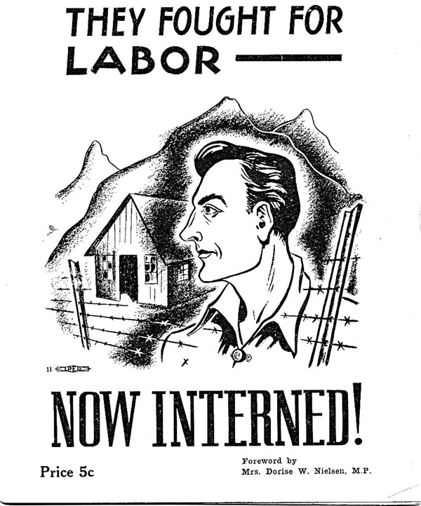 A 1941 Pamphlet, via  socialisthistory.ca .