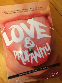 Love & Profanity (Switch Press)