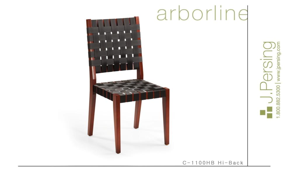 Arborline Hi-Back Side Chair