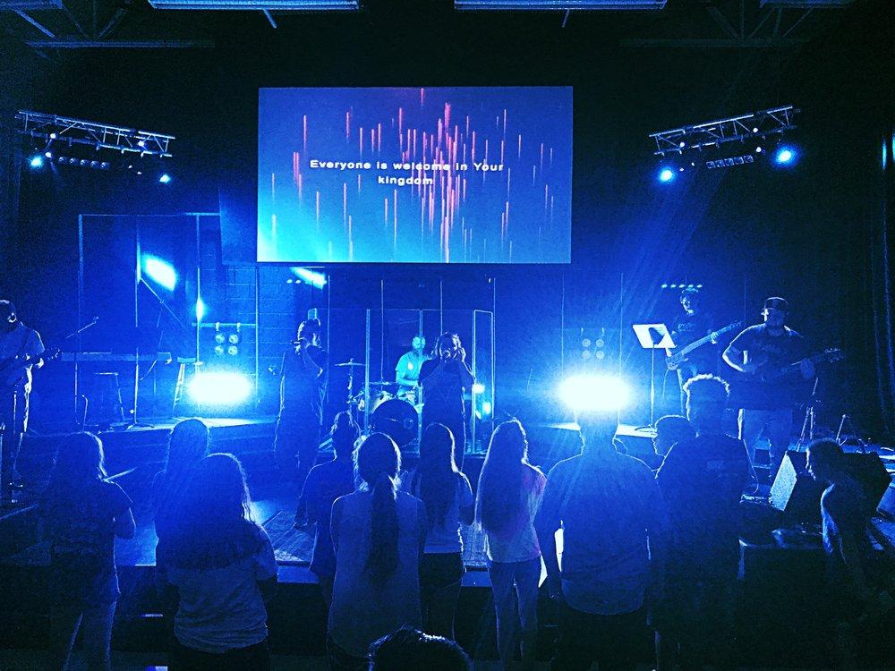 MSM Worship -