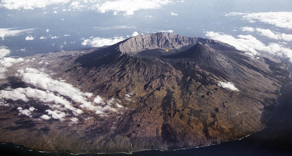 Ilha do Fogo/Fogo Island