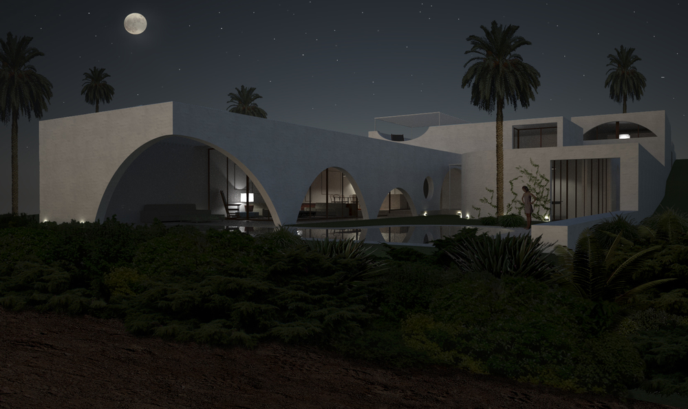Casa no Tofo, Moçambique, OTO arquitectos