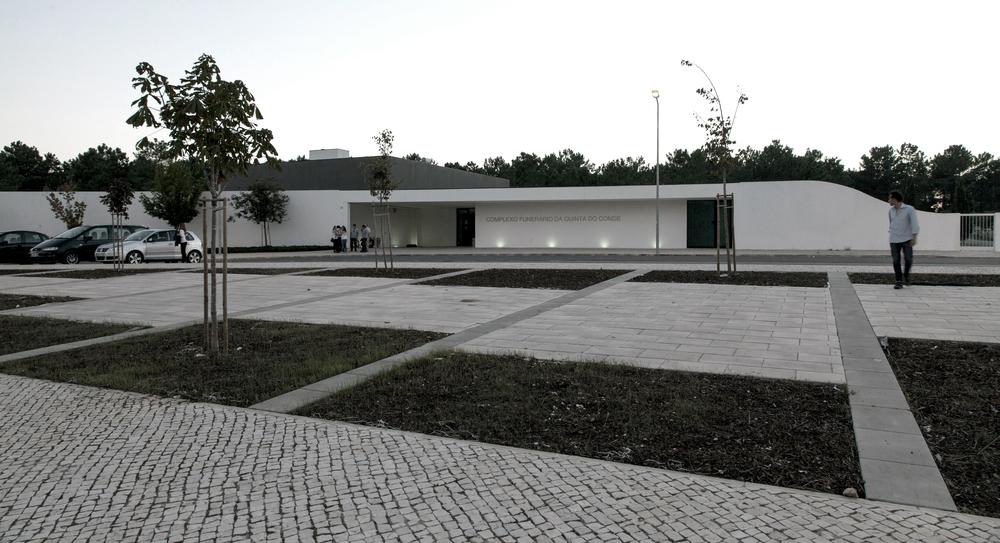 Quinta do Conde Crematorium, OTO arquitectos, arquitectura xptoz