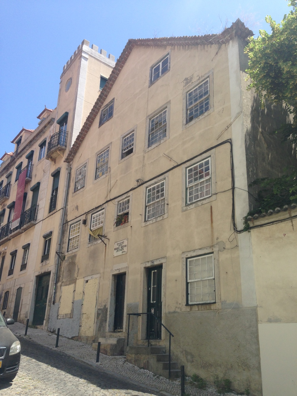 Reabilitação - Lisboa - Em execução
