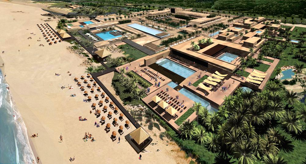Grand Hotel - Marrocos - Concurso