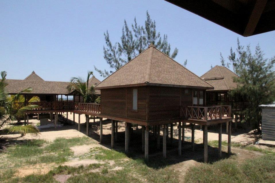 Sentidos - Moçambique - Concluido