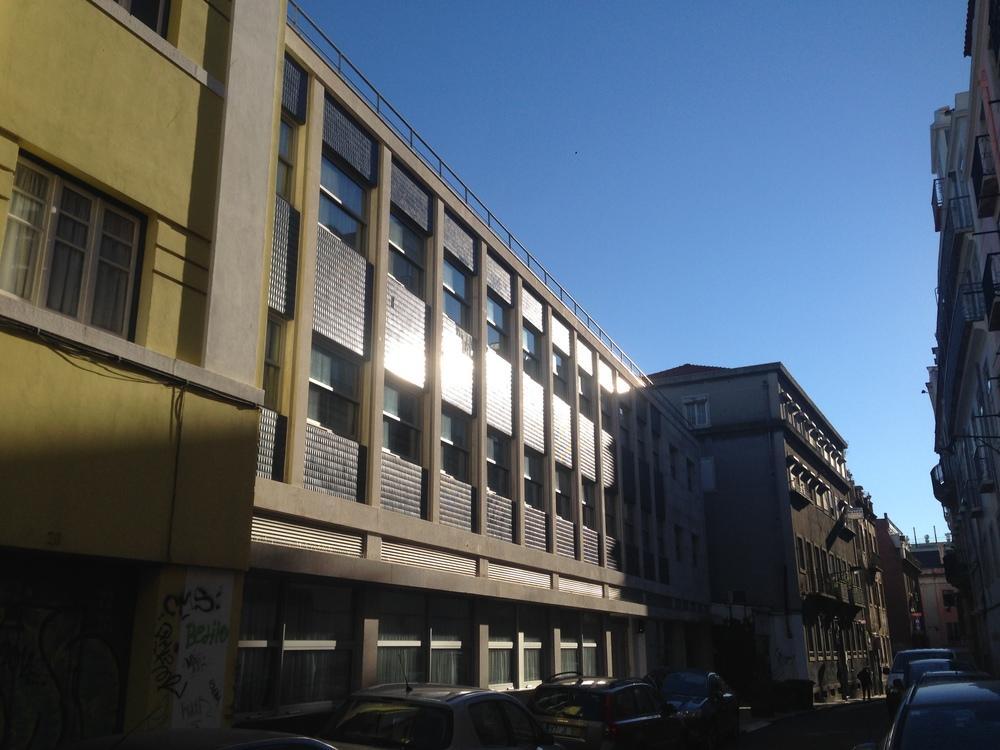 Lisbonaire Aparts - Lisboa - Concluido