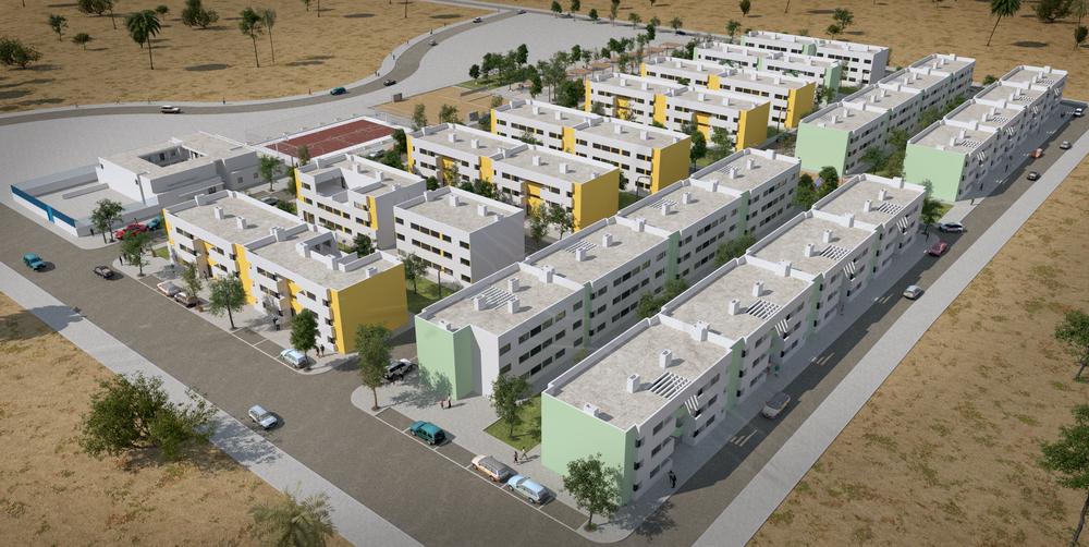 Casa para todos - Cabo Verde - Concluido