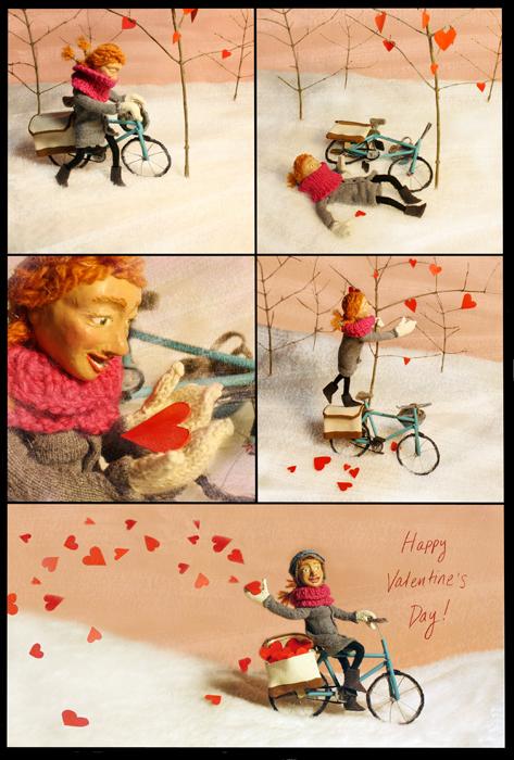 Valentine's Day Booklet 2014