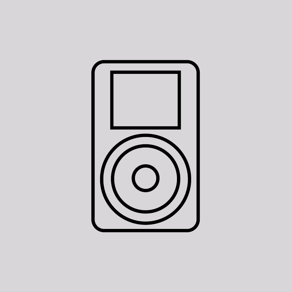 ipod outline