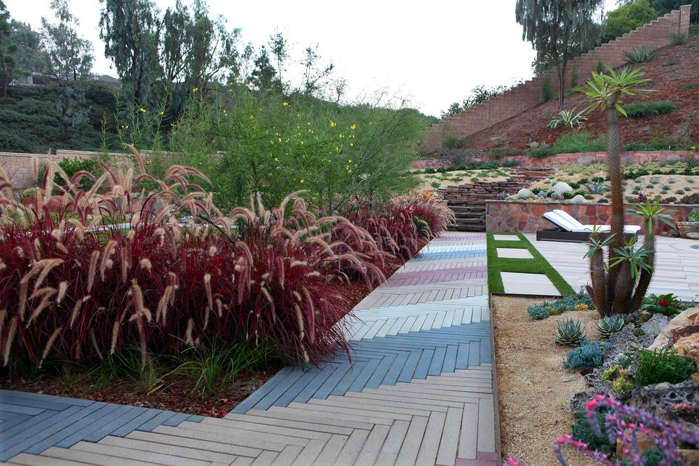 Xeriscape garden plants pdf for Xeriscape garden design ideas