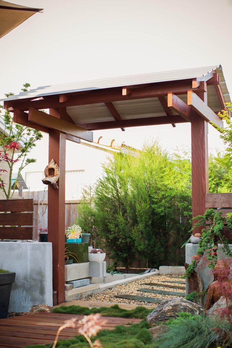 Outdoor Bench Garden