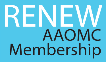 CLICK HERE TO RENEW YOUR AAOMC MEMBERSHIP