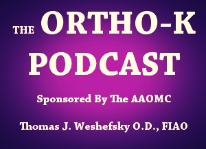 Ortho-K Podcast - AAOMC