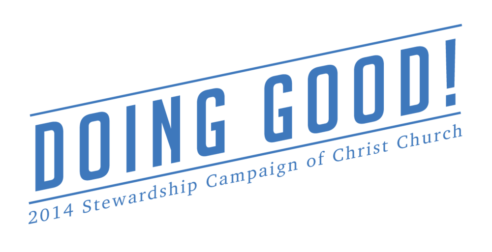 Logo mark for fundraising campaign