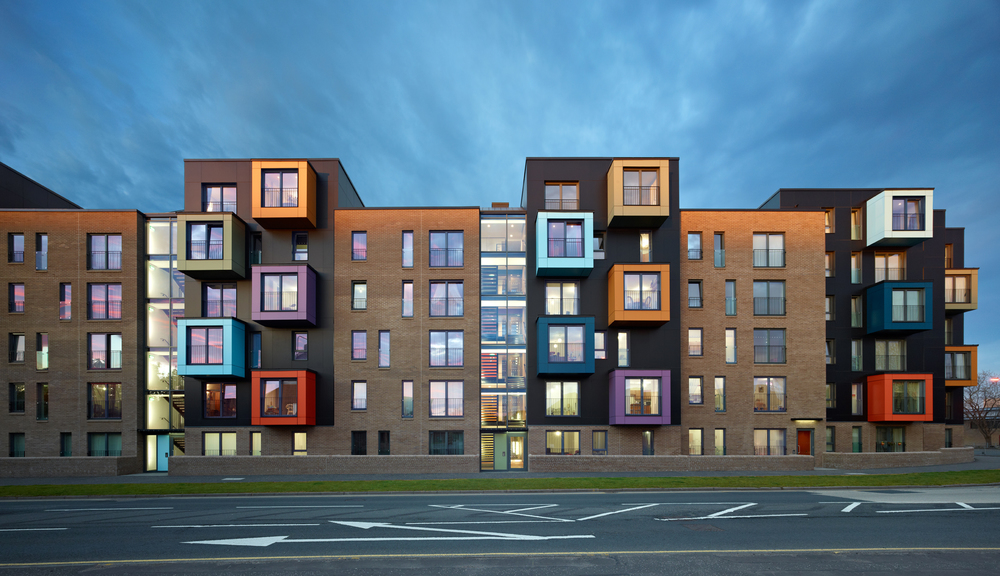 Golspie Street - Image Copyright Andrew Lee