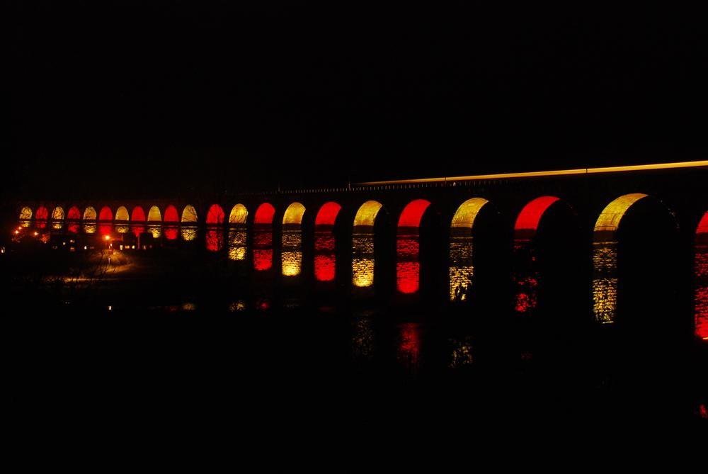 Royal Border Bridge - Photo by Tim Kirton