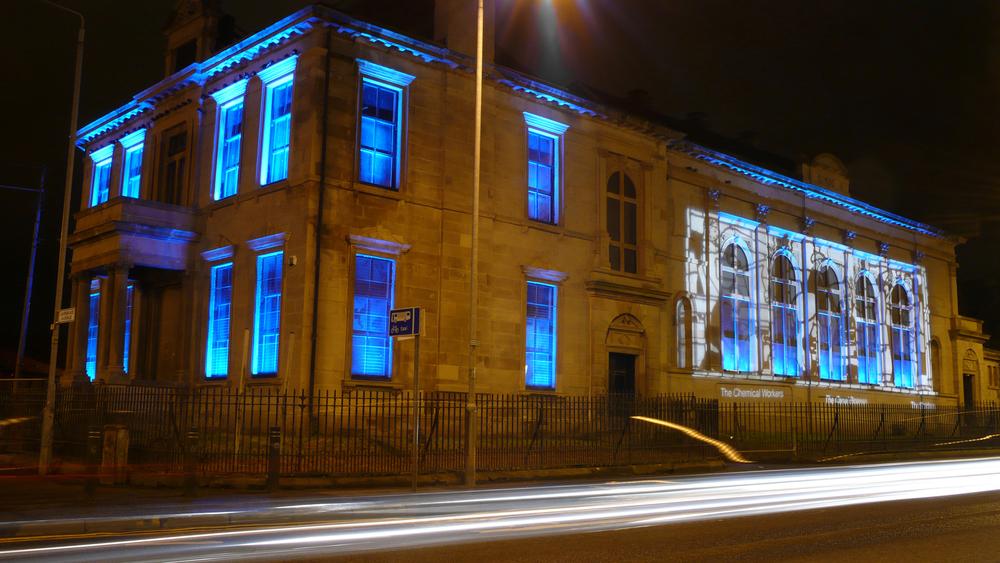 Maryhill Burgh Halls, Glasgow