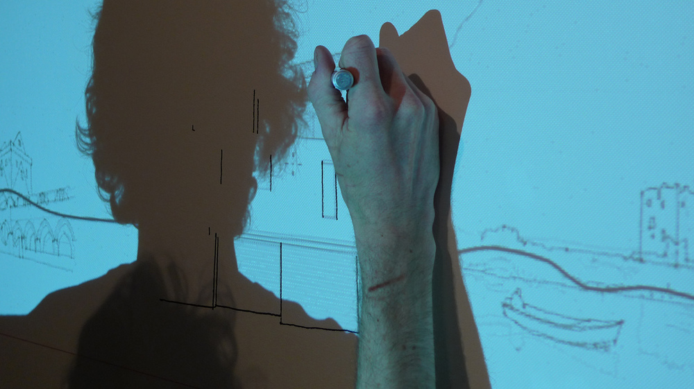 Making the wall drawing.jpg