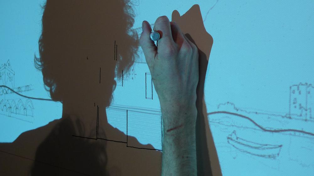 Making the wall drawing.jpg