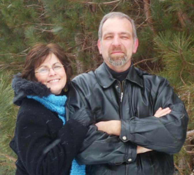 Rev. John & Charlene Bennett, PEI.