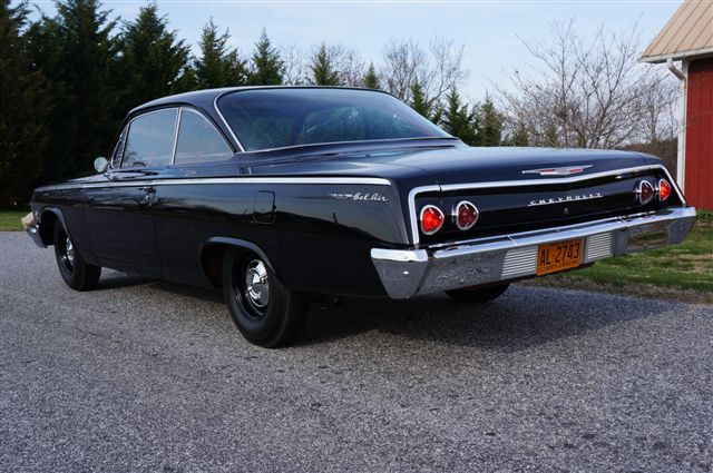 How to Decode a 1962 Chevy Impalas VIN Number  It Still Runs