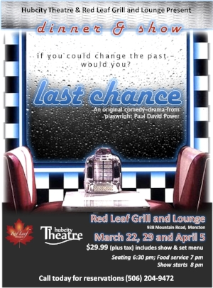 Last Chance  (March 2014)