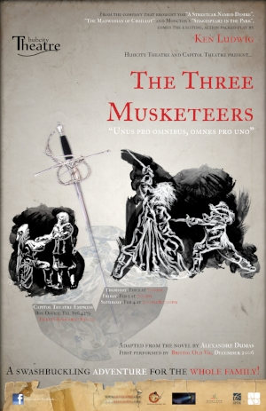 Three Musketeers  (February 2012)
