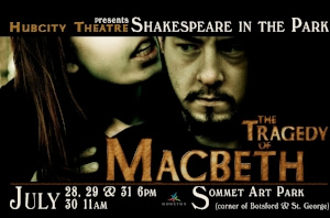 The Tragedy of MacBeth  (July 2011)
