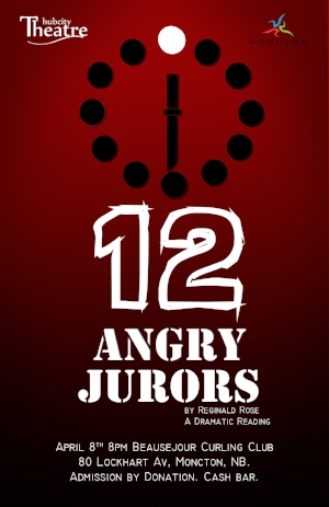 12 Angry Jurors  (April 2017)