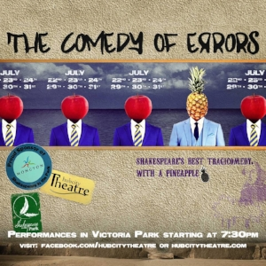 Comedy of Errors  (July 2016)