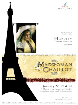 The Madwoman of Chaillot  (January 2010)