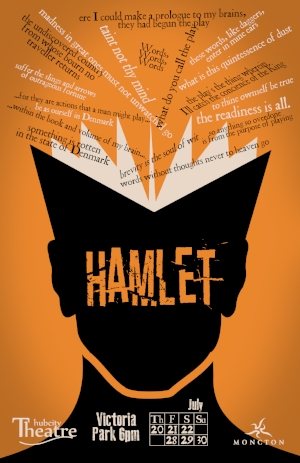 Hamlet, The Prince of Denmark  (July 2017)