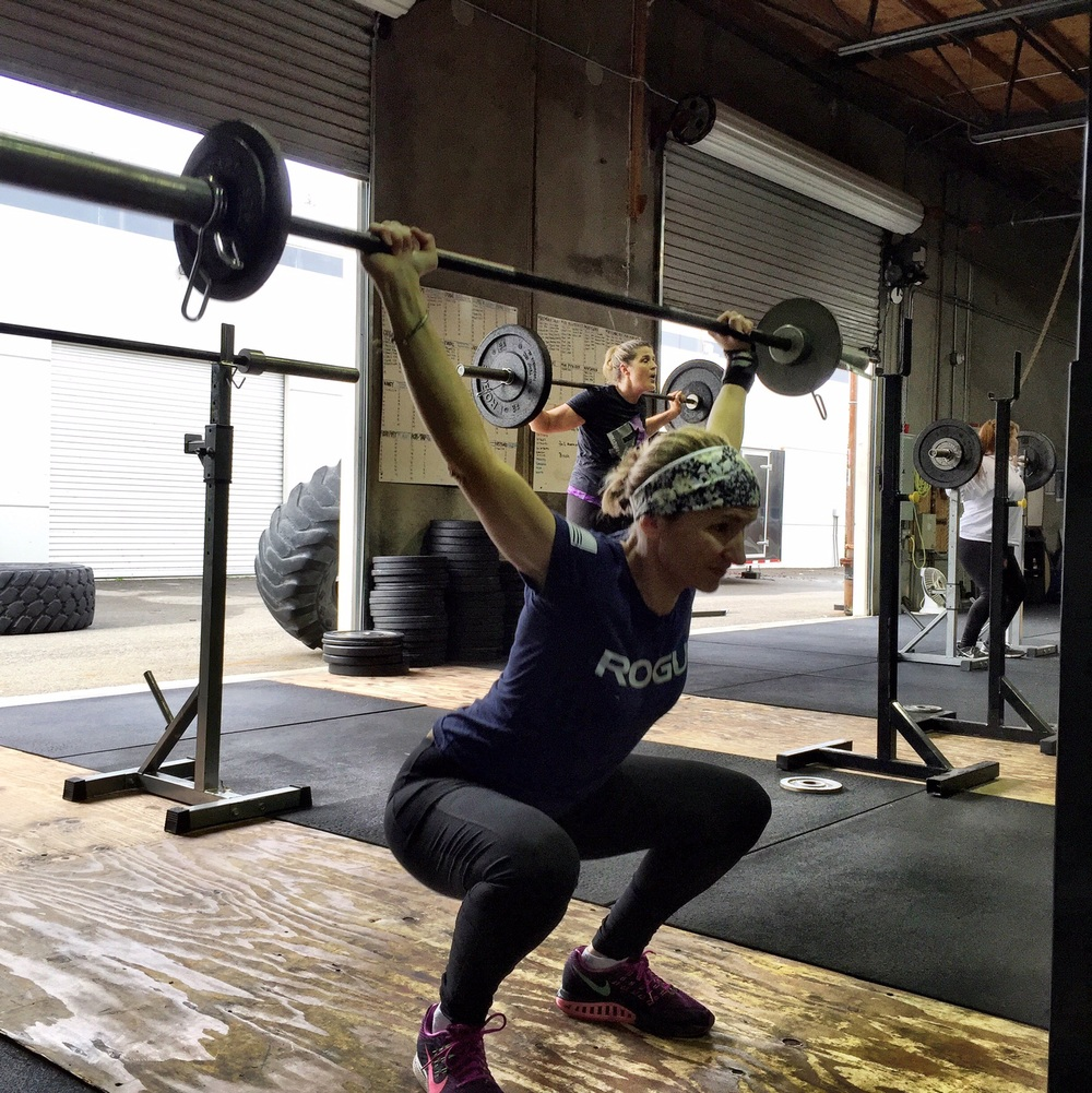 Doing things you never would have if you never started crossfit
